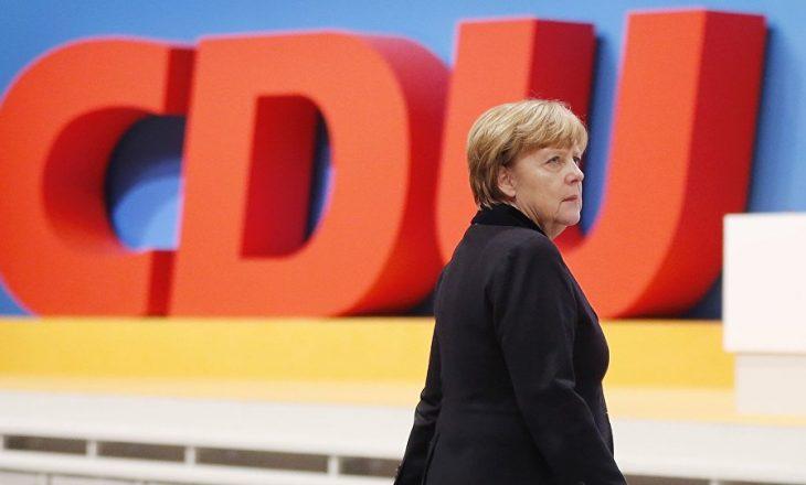 CDU zgjedh sot pasardhësin e Merkelit