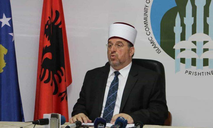 Bashkësia Islame e Kosovës mburret që Tërnava u fal në Qabe