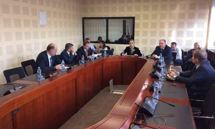 Komisioni për Integrime Evropiane miraton tri projektligjet për FSK-në