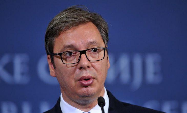 Vuçiq: Obligimi i autoriteteve serbe ta mbrojnë krenarinë kombëtare