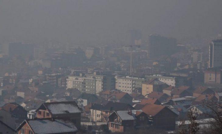 Tri komunat me ajrin më të ndotur në Kosovë