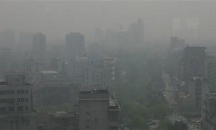 Kjo është cilësia e ajrit në Prishtinë [FOTO]