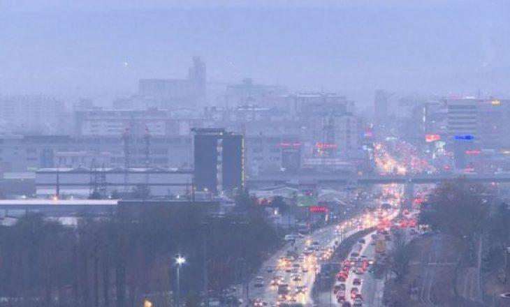 Edhe në mëngjes, vazhdon ndotja alarmante e ajrit në Prishtinë