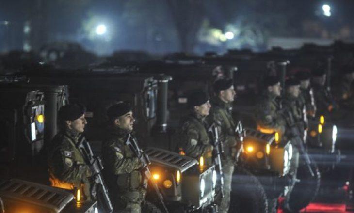 Dy shtetet që e mbështetën në OKB formimin e Ushtrisë