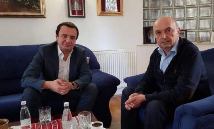 LDK dhe VV i shkruajnë letër BE-së për dialogun