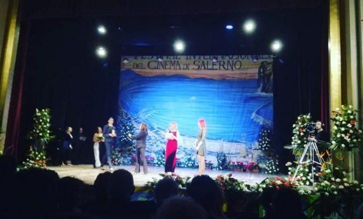 """Filmi """"Të Thyer"""" i Edmond Budinës shpallet fitues në festivalin e Salernos"""