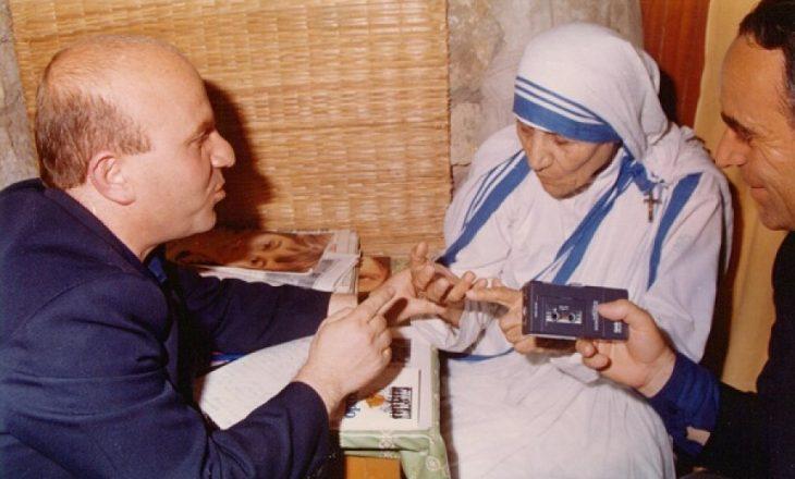 Intervistë me Nënën Terezë 39 vjet më parë, pas marrjes së Çmimit Nobel për Paqe