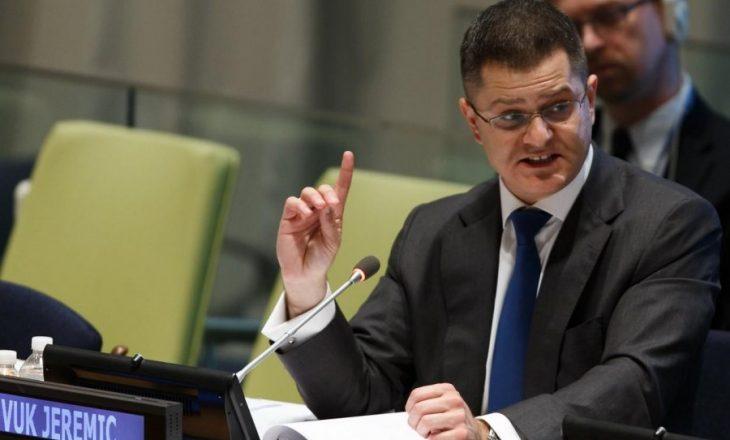 Jeremiq për vendosjen e marrëdhënieve diplomatike Kosovë-Izrael: Poshtërim pas poshtërimi për Serbinë