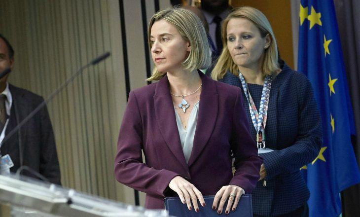 BE-ja i përgjigjet AAK-së pas kërkesave për largimin e Mogherinit nga dialogu