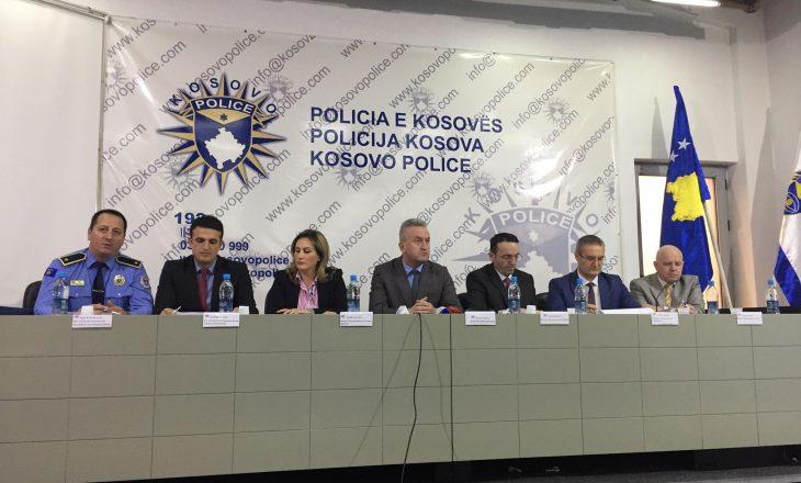 Policia jep detaje për aksionin ku u konfiskuan 113 kilogramë drogë
