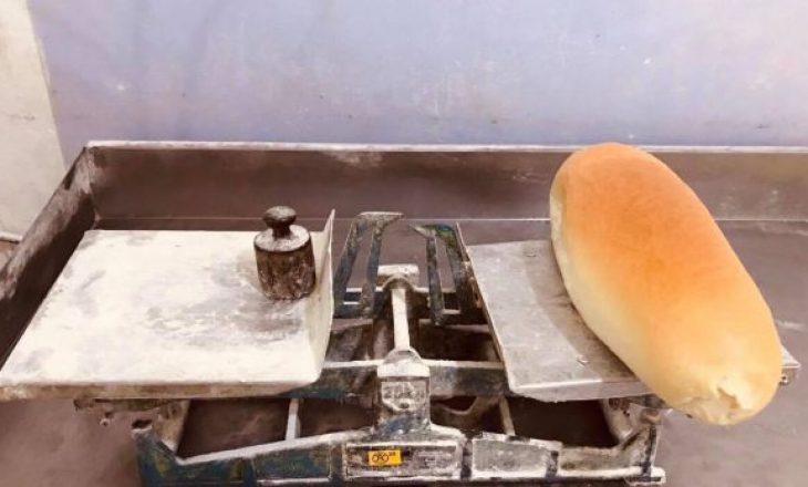Në Ferizaj dyshohet për mashtrim me peshën e bukës