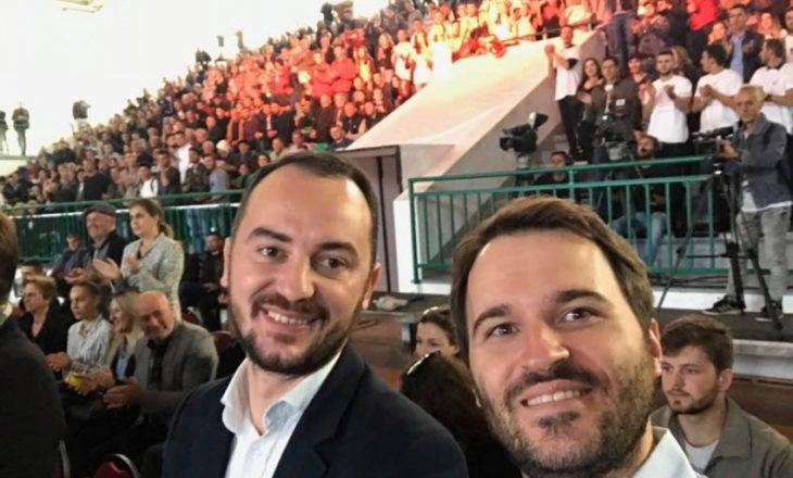 """""""Fol si Kadri Veseli"""" – Frashër Krasniqi tregon qëllimin e mesazhit të Shpend Ahmetit"""