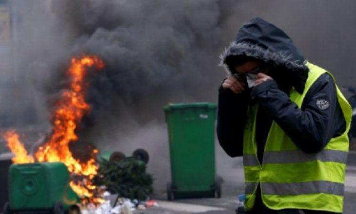 Rreth 43 mijë persona mbeten pa punë për shkak të protestave në Francë