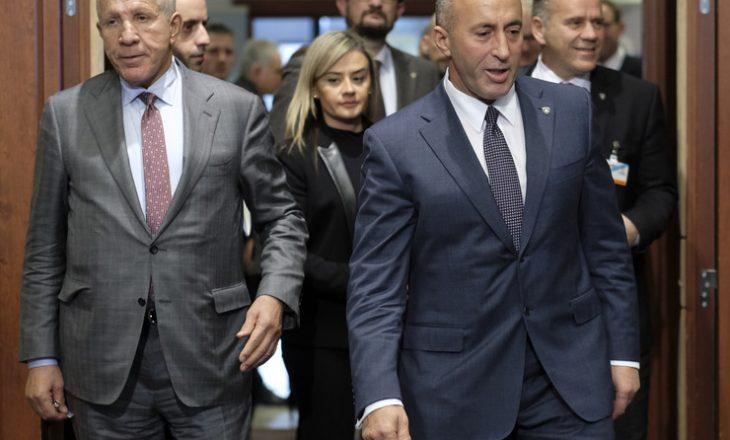 """Mediat serbe """"zbulojnë"""" detaje nga përplasja e Haradinajt me Mogherinin në Bruksel"""