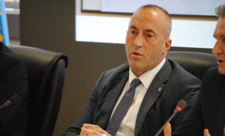 """""""Ende kam frikë nga injeksionet"""" – përgjigja e Haradinajt për 'frikën nga Gjykata Speciale'"""