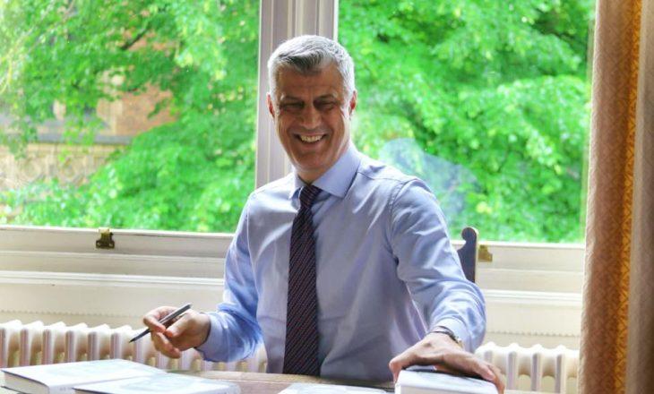Avokati Geoffrey Nice: Kam qenë i angazhuar në asistimin e autorëve të librit për Hashim Thaçin