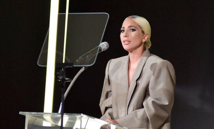 """Lady Gaga nominohet në Golden Globes si """"aktorja më e mirë"""""""