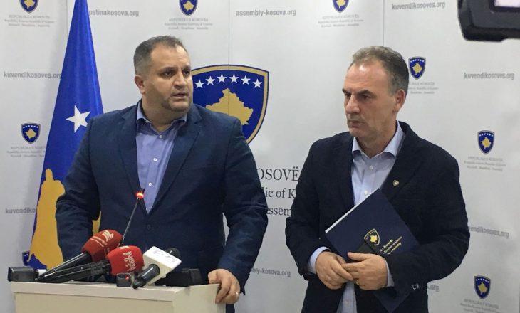 """""""Limaj e Ahmeti do të shkojnë bashkë me Thaçin në Bruksel"""""""