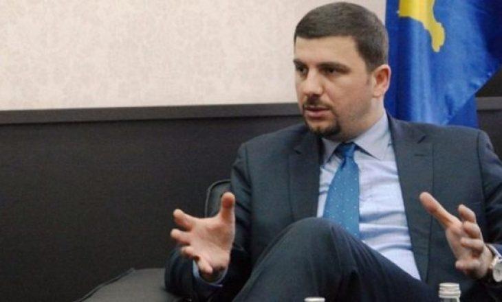 Krasniqi: Veseli e ka përnjëmend luftën kundër korrupsionit