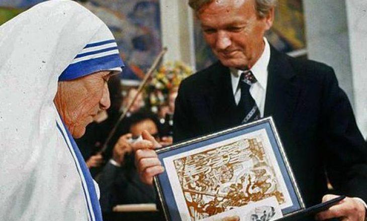 39 vjetori i ndarjes së Nobelit për Nënë Terezën