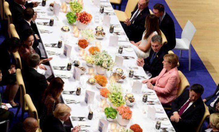 Putin tregon nëse ishte ulur afër Melania Trumpit në darkën e G20