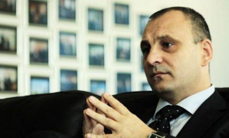 Petroviq akuzon ashpër Serbinë pasi u ndalua nga BIA