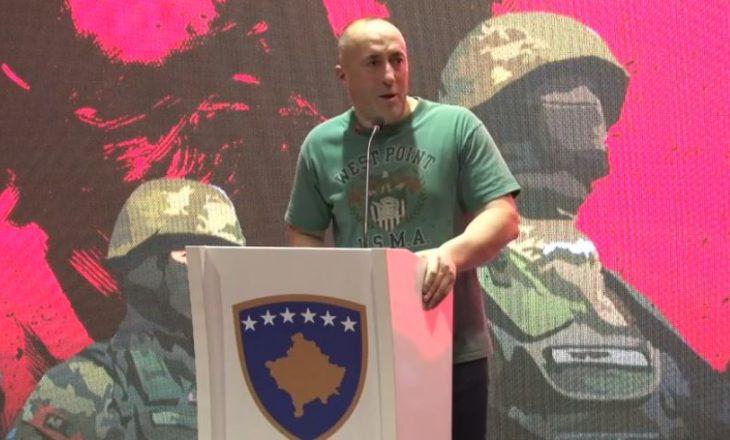 Haradinaj flet sërish për Gjykatën Speciale – ka një mesazh për luftëtarët e UÇK-së