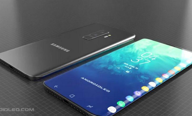 Samsung Galaxy S10, konkurrenti më i fortë i iPhone