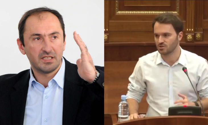 Vazhdon përplasja PSD-VV, Frashër Krasniqi reagon ashpër ndaj Aliut
