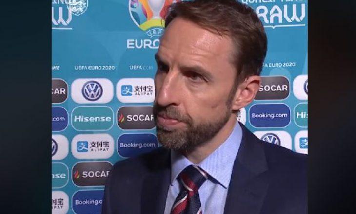 Trajneri i Anglisë me fjalë të mëdha për Kosovën pas shortit
