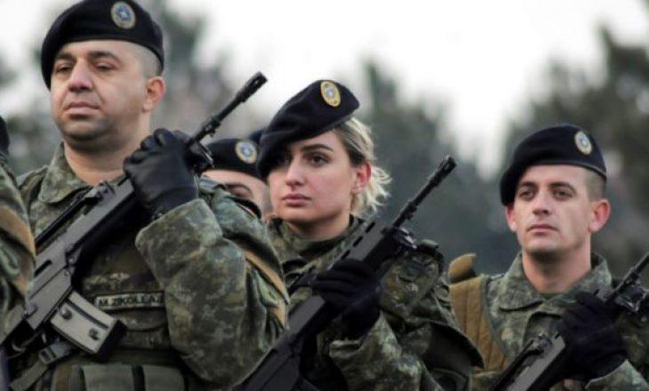 Interesim i madh për t'u bërë pjesë e Ushtrisë, për një ditë aplikuan mbi një mijë persona