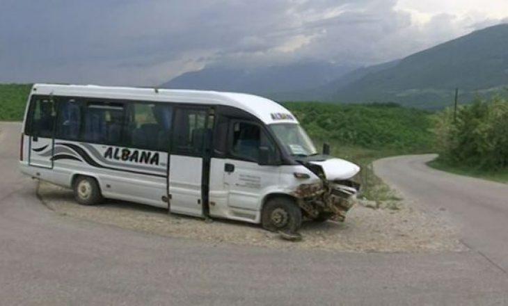 Vetë-aksidenti me autobus ku u lënduan 23 persona – ngritet aktakuzë ndaj shoferit