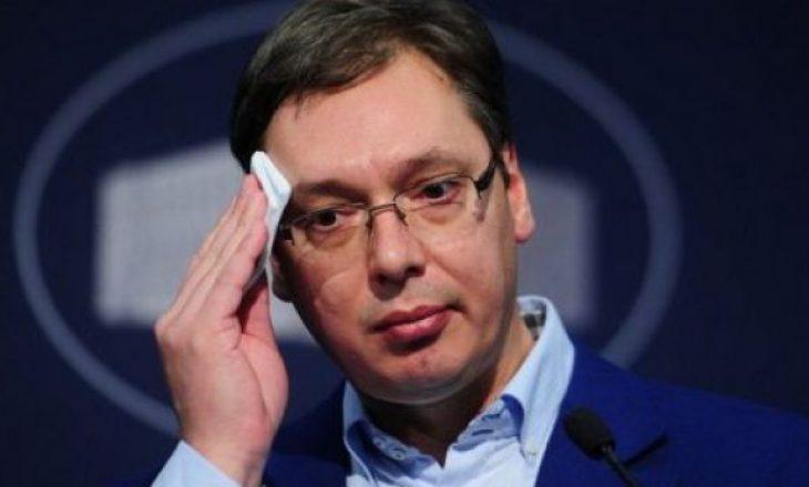 Vuçiqi i reagon intervistës së Haradinajt për Insajderin ku i qon mesazh Serbisë dhe idesë për luftën