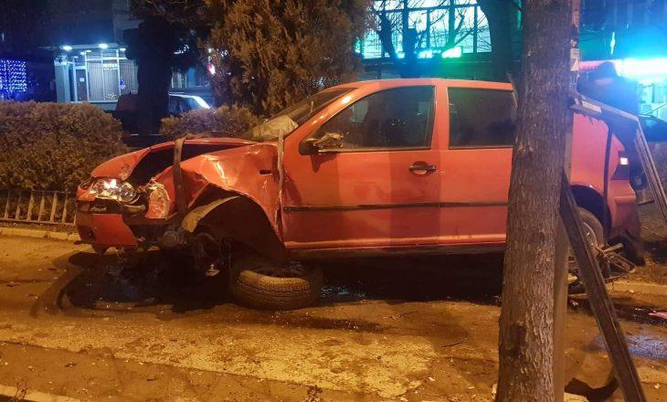 Tjetër aksident i rëndë në qytetin e Gjilanit