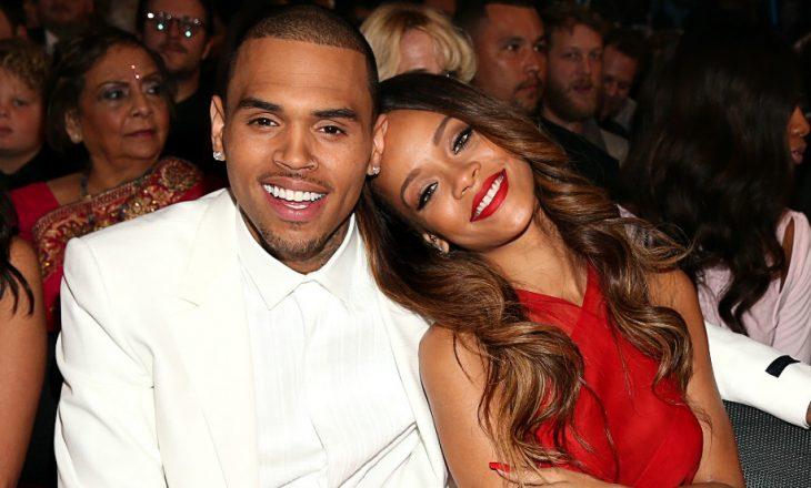 """E kishte abuzuar fizikisht, Chris Brown """"kthehet"""" tek Rihanna"""