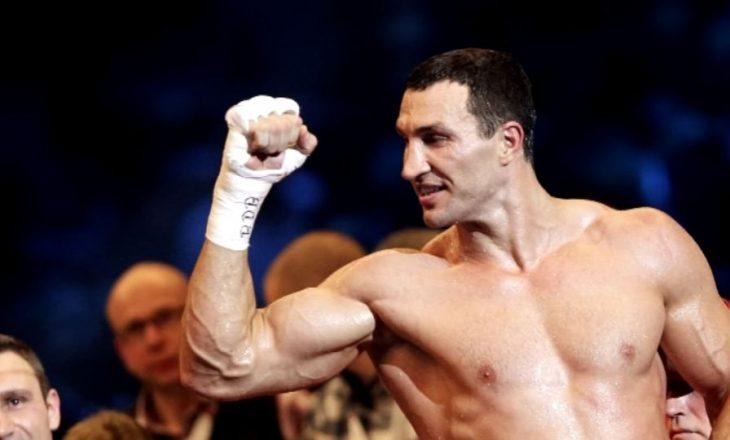 Klitschko ka vendosur të kthehet, ky është rivali i tij i parë
