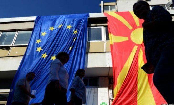 Reagimet e para botërore pasi Maqedonia ndryshoj emrin