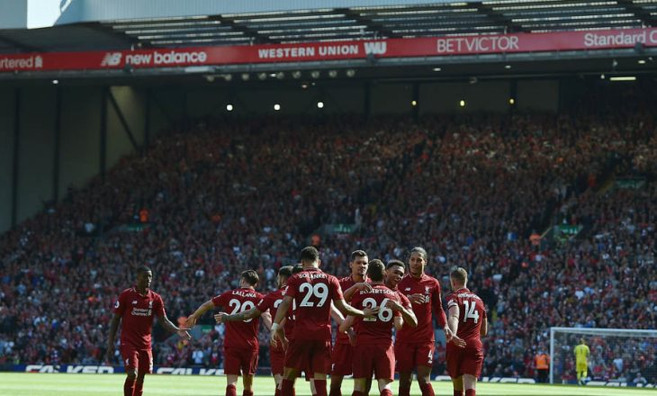 UEFA e dënon lojtarin e Liverpoolit pasi ofendoi Ramosin