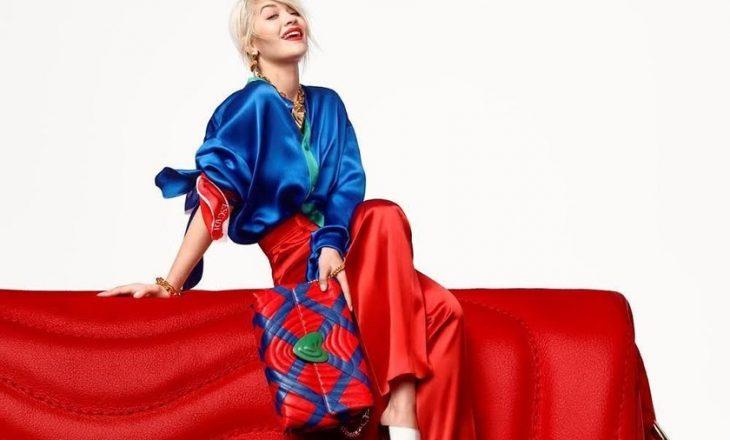 """Rita Ora bëhet  fytyra e kampanjës reklamuese të """"ESCADA-s"""""""