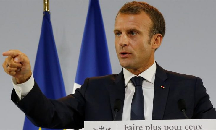 Macron: Dua që zemërimin e qytetarëve ta shndërroj në zgjidhje