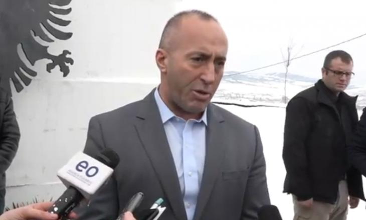 Haradinaj: Lugina nuk do të jetë pjesë e pazareve për asnjë çmim