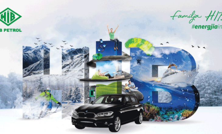 HIB Petrol shpërblen konsumatorët lojal gjatë gjithë vitit! Premia kryesore – BMW 1!
