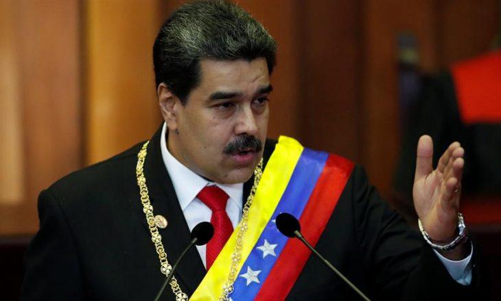 Ka filluar mandati i dytë i Maduros, SHBA kërcënon me presion më të ashpër