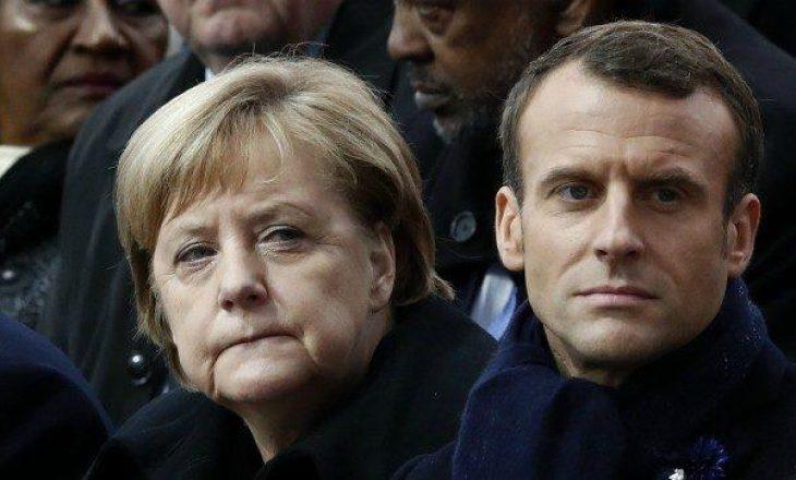 Franca dhe Gjermania bashkojnë forcat si një superfuqi e vetme