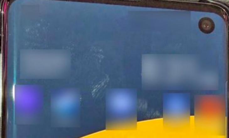 Galaxy S10, publikohet fotoja e parë e qartë e telefonit