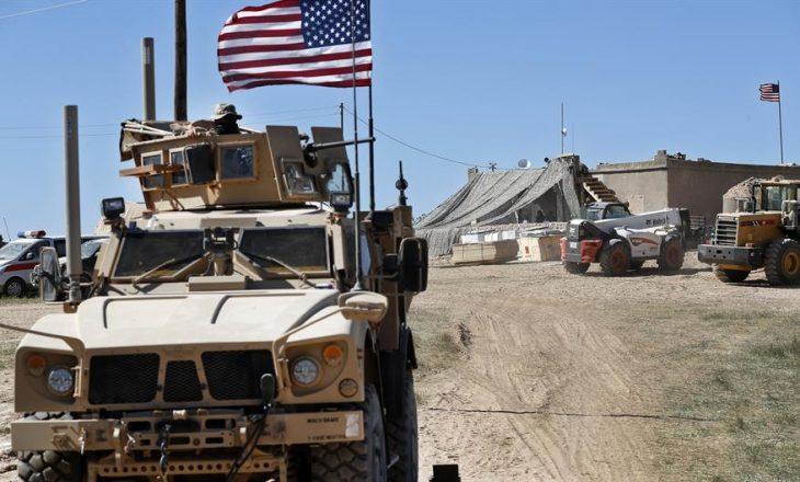 Koalicioni rreth SHBA ka filluar t'i tërheqë trupat nga Siria