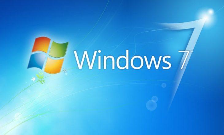 Windows 7 nga viti i ardhshëm nuk do të përditësohet më