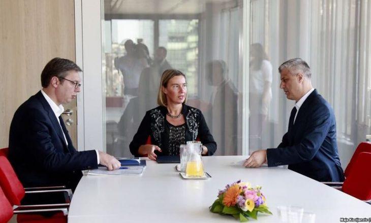 Efektet e dialogut të Brukselit