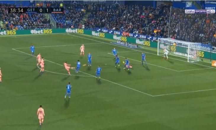 Getafe – Barcelona, shënohen edhe dy gola – Suarez me gol të bukur (VIDEO)