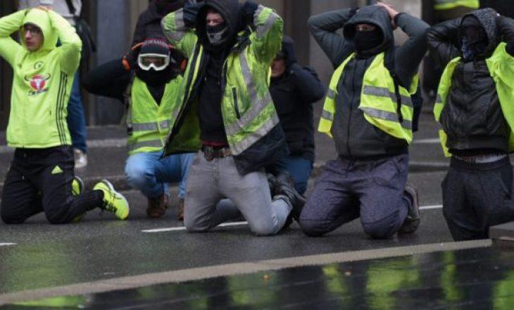 Shënohet viktima e parë nga protestat në Belgjikë